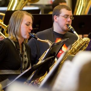 Student Recital: Joshua Heaney, saxophone
