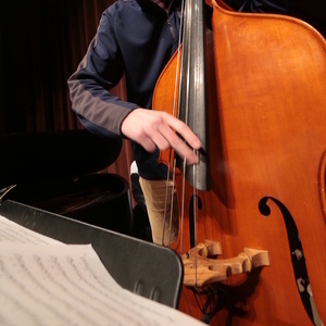 Student Recital: Alan Albrecht, double bass