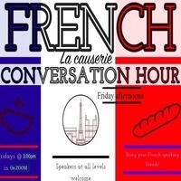 La Causerie - Fridays 3pm