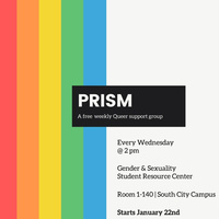 Prism: Every Wednesday