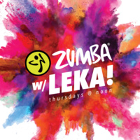 ZUMBA with Leka: Every Thursday