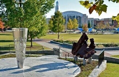 suwanee 911 memorial