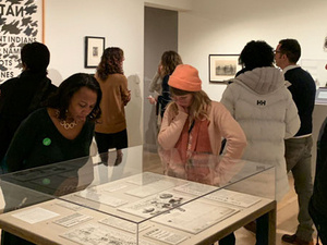 Faculty Lunch and Learn: Curating the Teaching Gallery