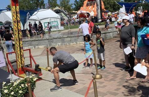 Suwanee Fest activity