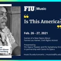 Is This America? A New Opera About Fannie Lou Hamer, Voting Rights Activist
