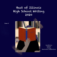 DePaul's Blue Book Issue 2 Cover