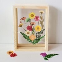 Gray Fund Presents: Pressed Flower Collage with Assembly PDX
