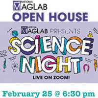 2021 Open House Live Event - Science Night thumbnail