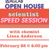 2021 Open House Live Event - Scientist Speed By Lissa Anderson thumbnail