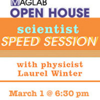 2021 Open House Live Event - Scientist Speed By Laurel Winter thumbnail