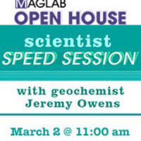 2021 Open House Live Event - Scientist Speed By Jeremy Owens thumbnail