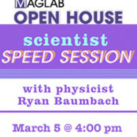 2021 Open House Live Event - Scientist Speed By Ryan Baumbach thumbnail