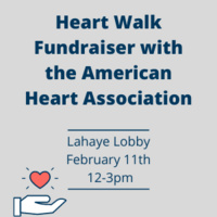 Heart Walk with American Heart Walk Fundraiser Event