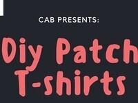 CAB Presents: DIY Patch T-Shirts