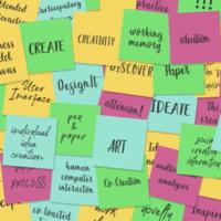 Sticky Notes in Creative Design Practice, by Kim Halskov