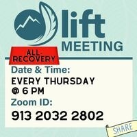 LIFT All-Recovery Meeting