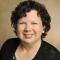 color photograph of Dr. Sarah Lee