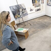 LUAG@Lunch: Student Series - AAD Student Thesis Exhibitions | Art Galleries