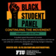 Black Student Panel: Continuing the Movement