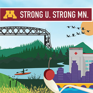 Each of the University's five campuses will engage their communities in a daylong effort to raise awareness of the U of M's biennial budget and capital requests.
