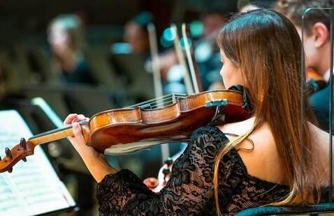 Frost Conductors Repertory Orchestra—Concertos
