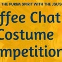 Coffee Chat & Costume Competition