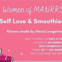 WOM: Self Love & Smoothies