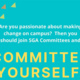 Committee Yourself Application Closes