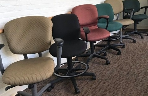 Office Chair Give Away