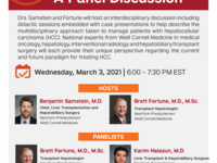Multidisciplinary Perspectives on HCC: A Panel Discussion