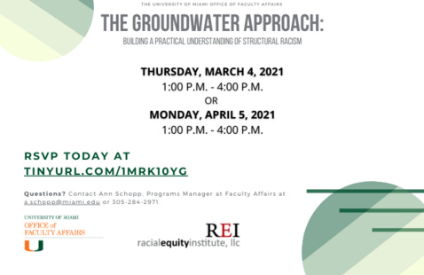 Localist The Groundwater Approach Flyer