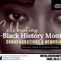 Celebrating Black History Month: Commemorations and Memorials