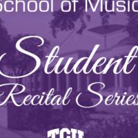 Student Recital Series: Michelle Diaz, horn.