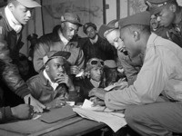 Redtails: The History of the Tuskegee Airmen
