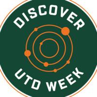 Discover UTD Week Badge