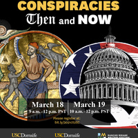 Conspiracies Then and Now - Day 1