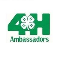 4-H Ambassador Advisors Meeting