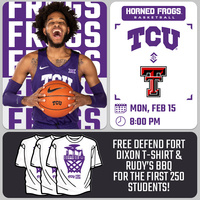 Men's Basketball vs Texas Tech