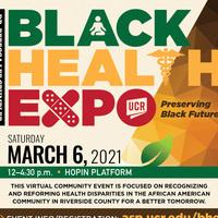 Dr. Rebecca Lee Crumpler Black Health Expo
