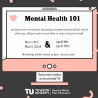Mental Health 101 Workshop