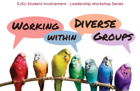 Leadership Workshop: Working Within Diverse Groups