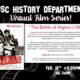 History Department Virtual Film Series!