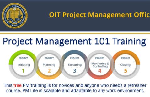 Free Project Management 101 Training
