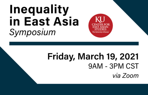 Inequality in East Asia Symposium