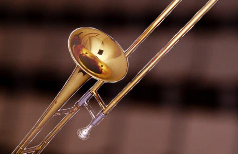 Patrick Anderson, Trombone (Classical)
