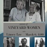 Voices of Vineyard Women