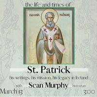 The Life and Times of St. Patrick