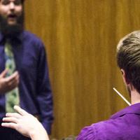 Student Recital: Antonio Ortiz, baritone