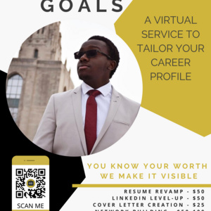 Golden Goals: A Virtual Service to Tailor your Career Profile
