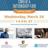 Career/Internship Fair (virtual event)